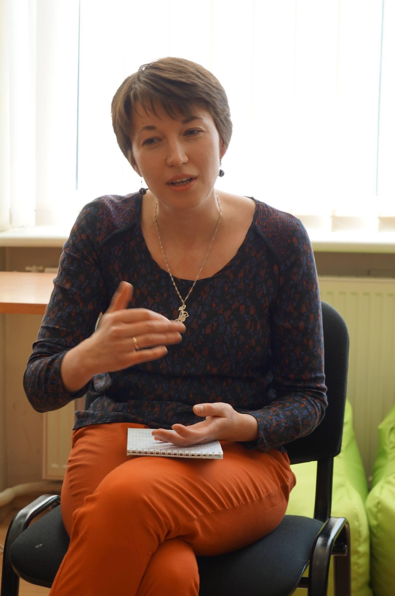 Юлия Тимофеева